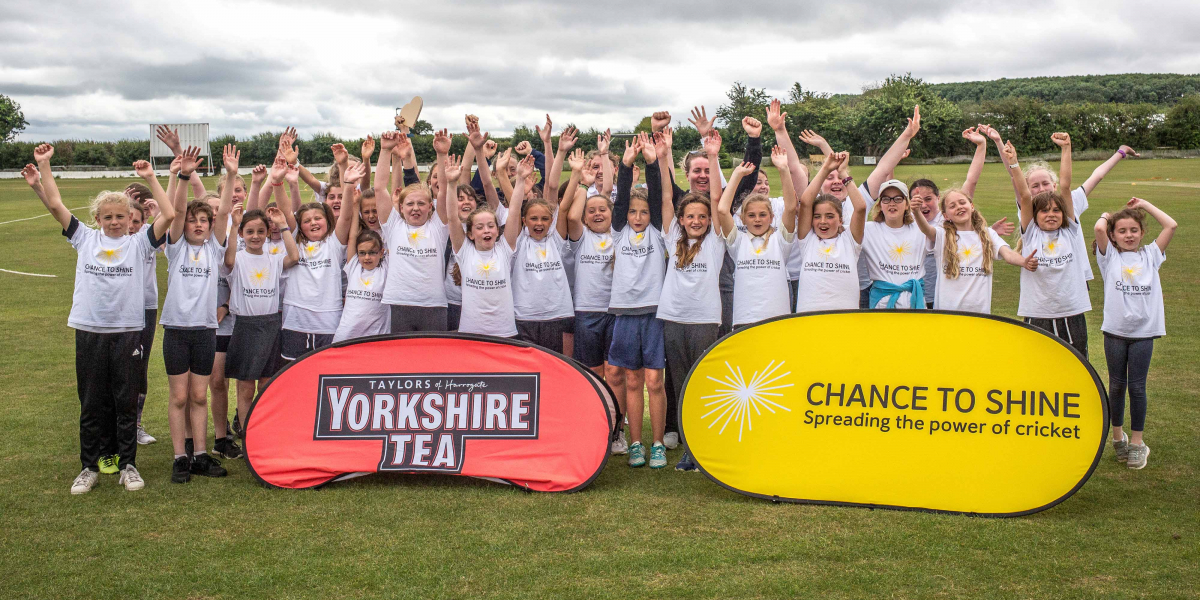 Yorkshire Tea National Cricket Week